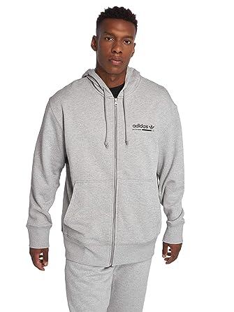 adidas Originals Homme Adulte capuche entirement zipp veste noir