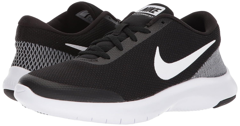 NIKE Women's Flex Shoe Experience 7 Wide Running Shoe Flex B071NSSLX6 5.5 W US|Black/White - White 6be848