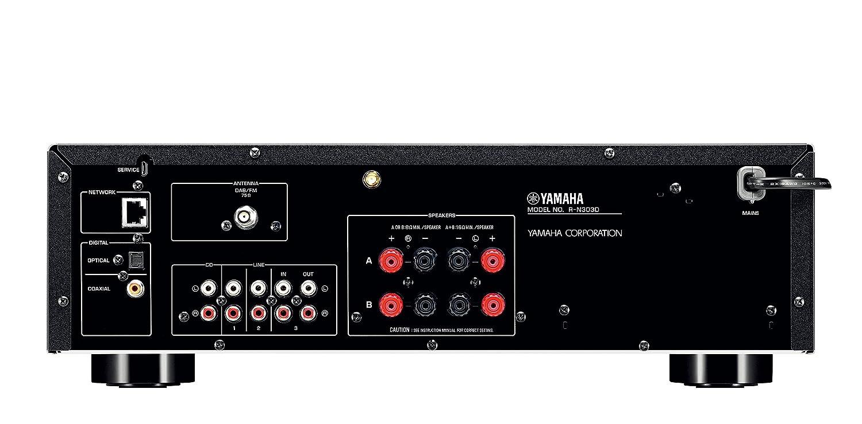 Yamaha R-N303D Receptor est/éreo WiFi Color Plata