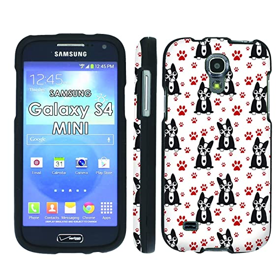 Amazon Com Snub Dog Paw Print Mobiflare Samsung Galaxy S4 Mini Gt