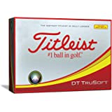 Titleist DT TruSoft Golf Balls (One Dozen)