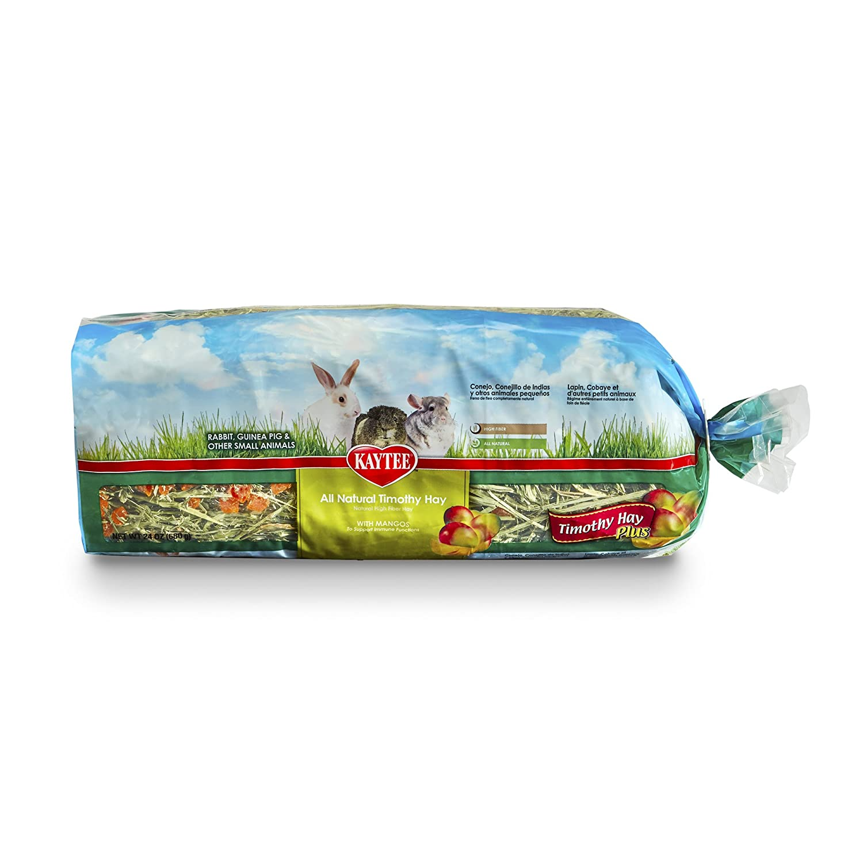 Kaytee Timothy Hay Plus Carrots, 24-oz bag 100502648