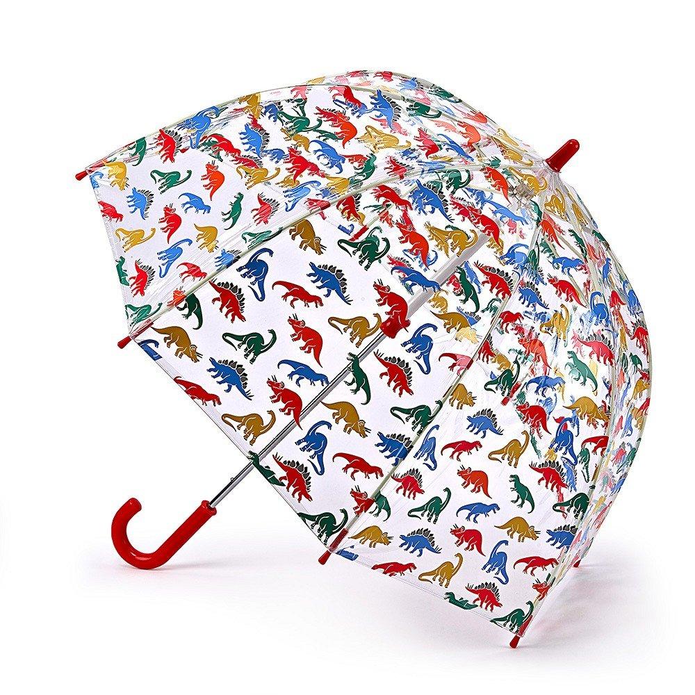 Cath Kidston Kids Dino Stamp Dinosaur Funbrella Umbrella