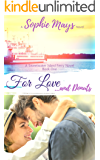 For Love...and Donuts: A Feel-Good Contemporary Christian Romance (Sweetwater Island Ferry Series Book 1)