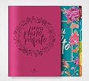 Meu Plano Perfeito - Sobrecapa Rosa Exclusiva Amazon