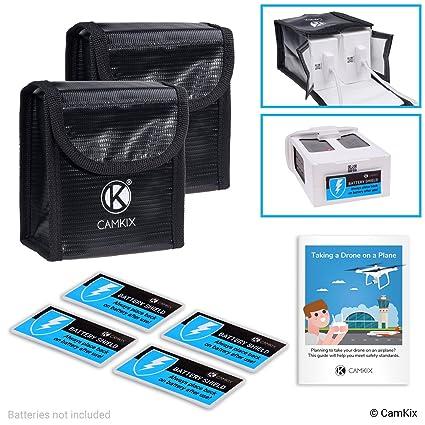 Amazon Travel Safety Pack For Dji Phantom 4 For 4 Batteries