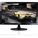 "Samsung S24D330H 24"" Full HD LED Plana Negro Pantalla para PC - Monitor (61 cm (24""), 1920 x 1080 Pixeles, Full HD, LED, 1 ms, Negro)"