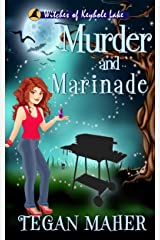 Murder and Marinade: Witches of Keyhole Lake Book 5 (Witches of Keyhole Lake Southern Mysteries) Kindle Edition