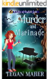 Murder and Marinade: Witches of Keyhole Lake Book 5 (Witches of Keyhole Lake Southern Mysteries)
