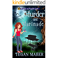 Murder and Marinade: Witches of Keyhole Lake Book 5 (Witches of Keyhole Lake Mysteries)
