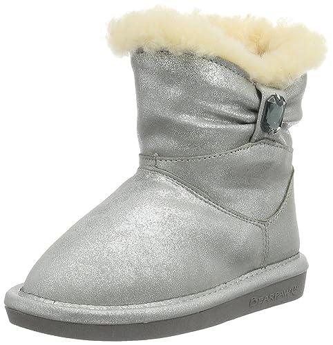 Bearpaw Robyn Toddler, Botines para Niñas: Amazon.es: Zapatos y complementos