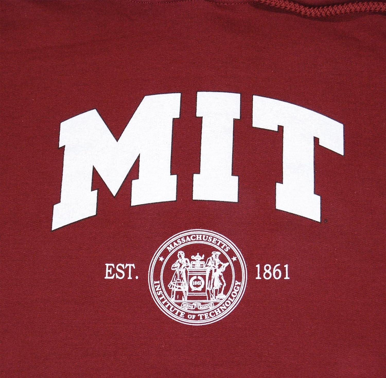 3bb03c1fb Amazon.com: New York Fashion Police MIT Hoodie - Massachusetts Institute of  Technology Hooded Sweatshirt: Clothing