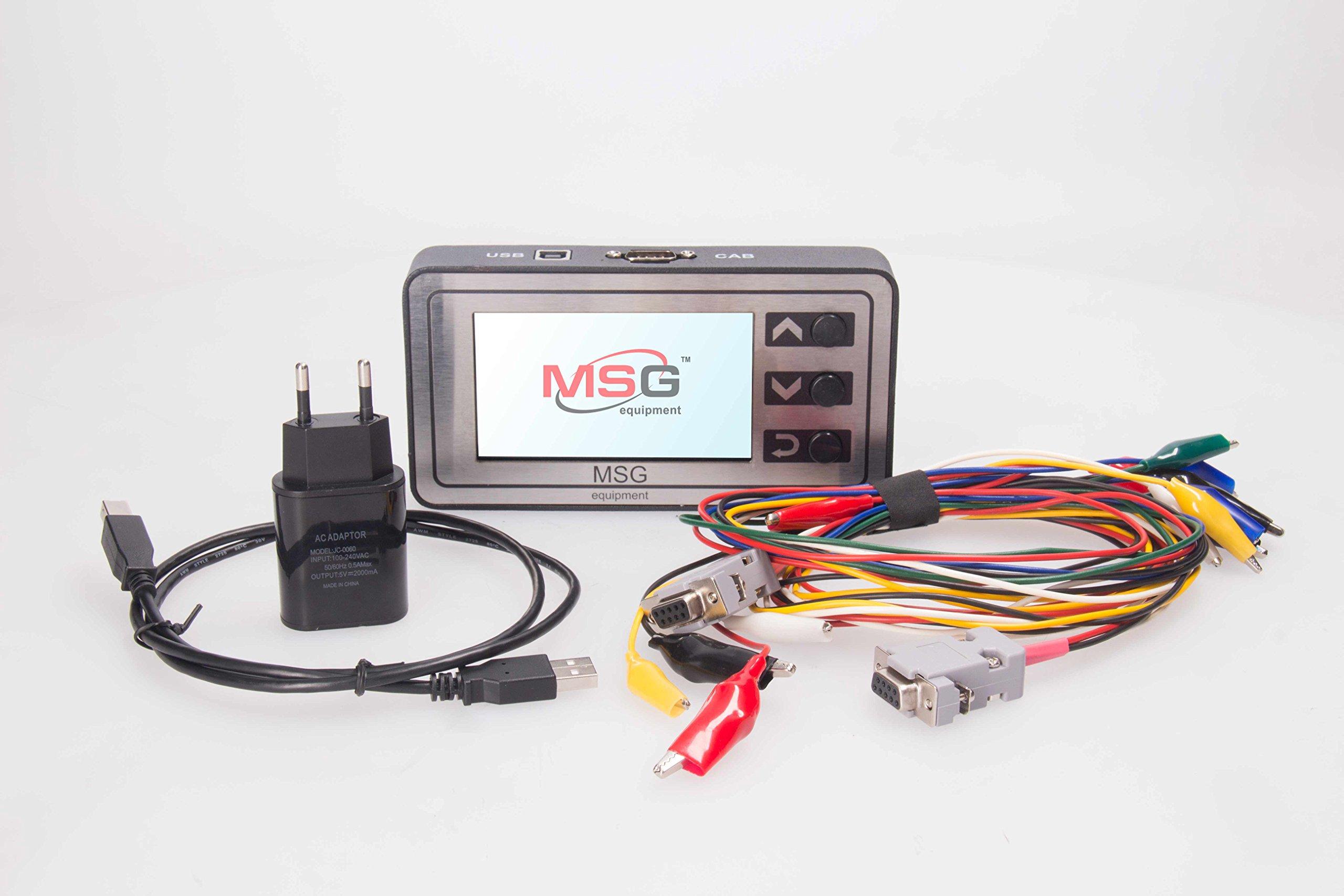 MSG MS013 COM Alternator Voltage Regulator Tester by MSG (Image #3)