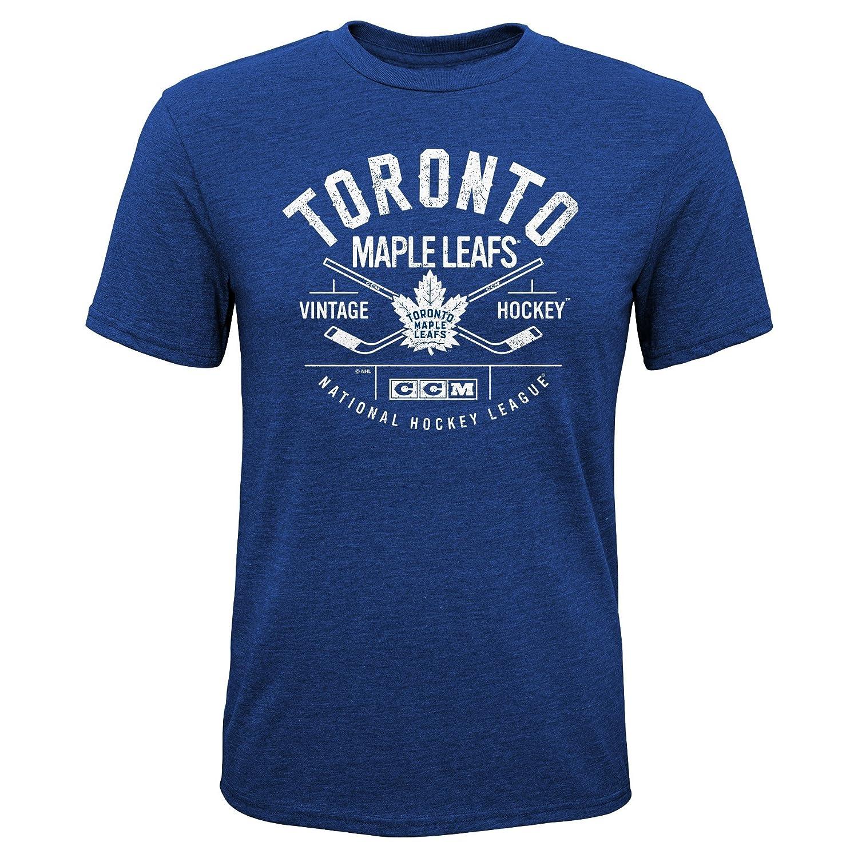 訳あり商品 (Toronto Maple Medium/(10-12)) Leafs, Medium/(10-12)) - OuterStuff Even Strength Strength OuterStuff Triblend Short sleeve Tee B01MTFNEEJ, くらし屋:c585d3d3 --- a0267596.xsph.ru
