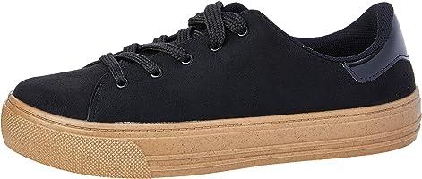 Sapato Camurça Flex/Verniz Fresh Neo, Beira Rio, Feminino