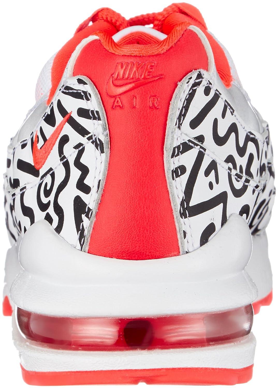 Nike Air Max 95 QS White//White-Black GS 5 Y Girls