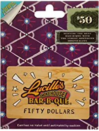 Lucille's Smokehouse Bar-B-Q Gift Card