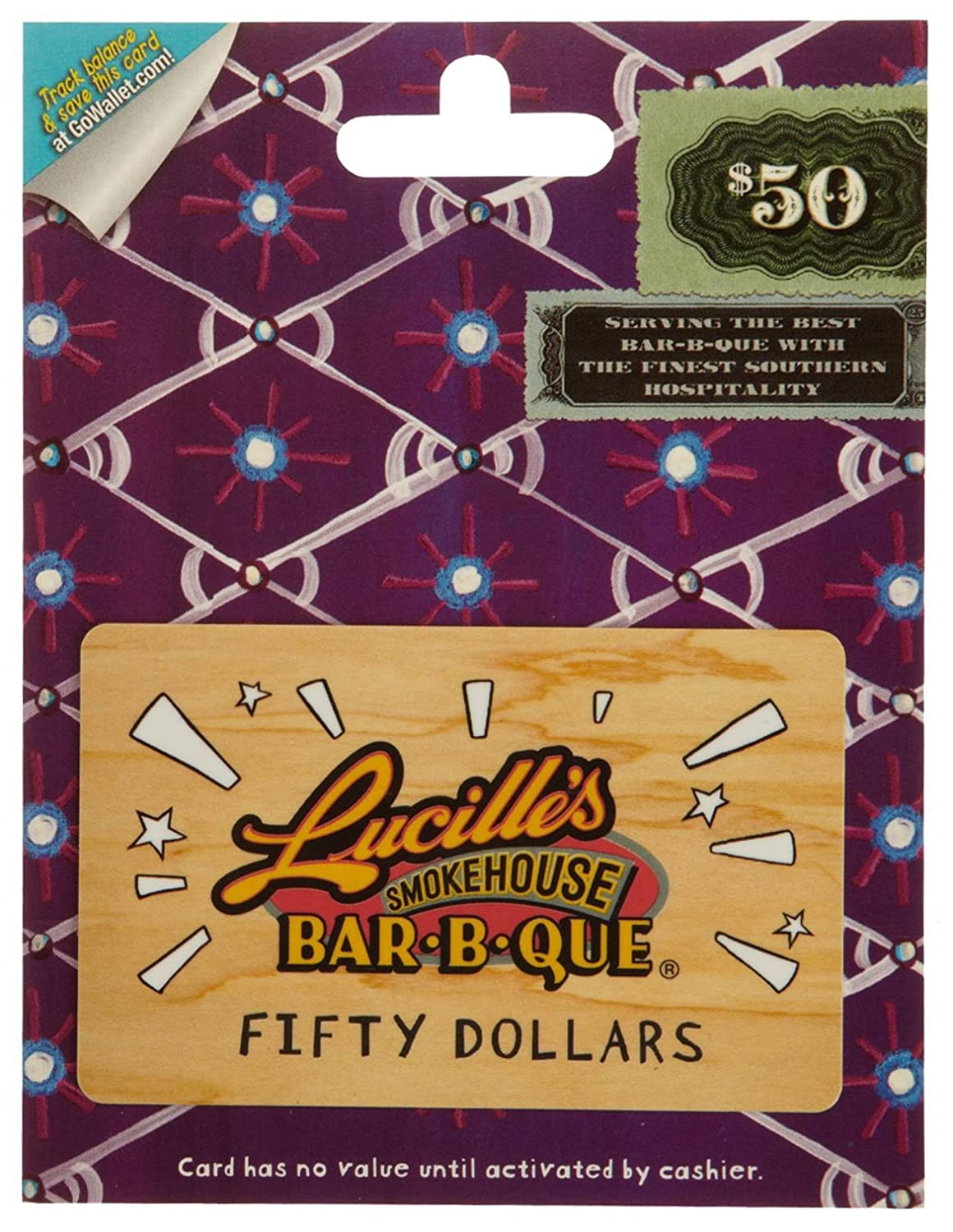 lucilles gift card amazon lucille s smokehouse bar b q gift card promotion 7741