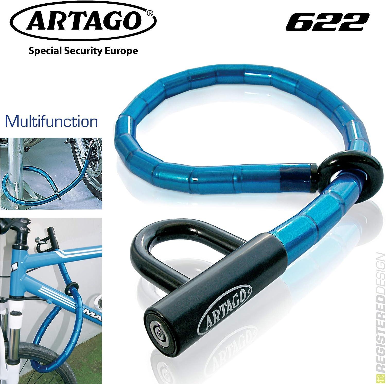 Artago 622P/B Antirrobo Lazo Multi-Función Articulado De Rotulas 2 ...