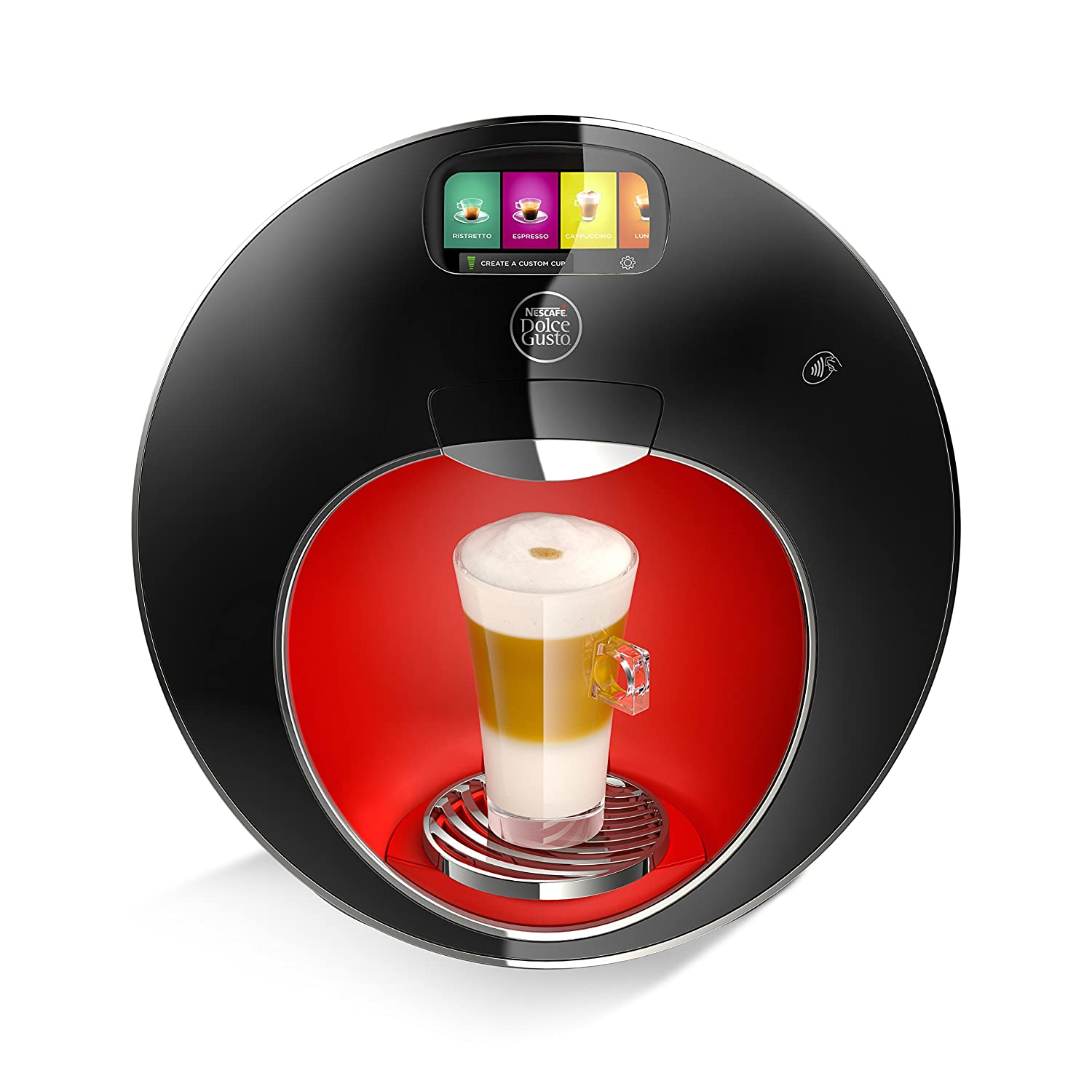 NESCAFÉ Dolce Gusto Coffee Machine, Majesto, Espresso, Cappuccino and Latte Pod Machine