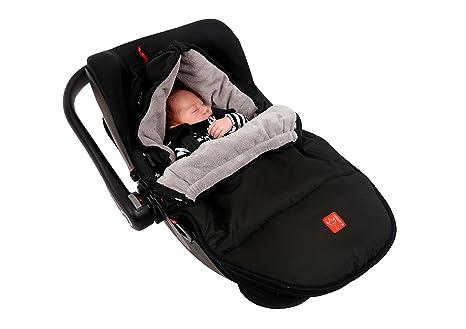 Kaiser 6538525 Negro saco de dormir para bebé - Sacos de dormir para bebés (Negro