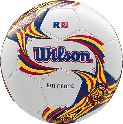 Wilson, Balón de fútbol, Diseño WC18 Rumanía, Tamaño 5 oficial ...