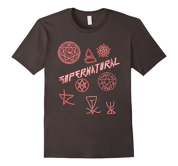 Amazon Supernatural Symbol T Shirt Clothing