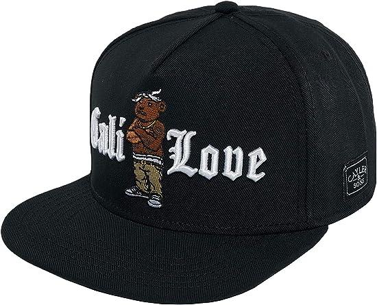 Cayler & Sons C&S WL CEE Love Gorra Hombre Negro OSFA (Talla única ...