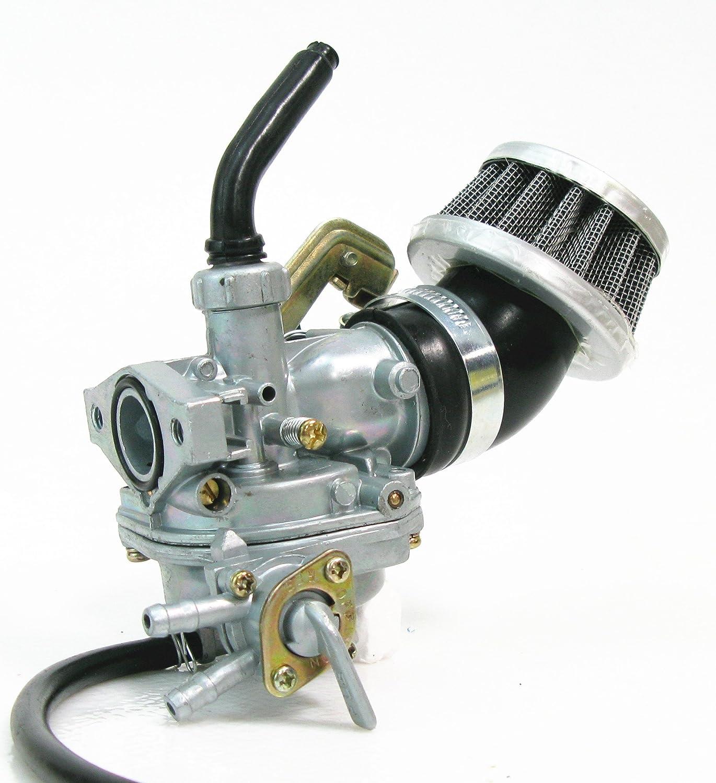 Carb W// Air Filter For Honda C70 C 70 Passport Carburetor