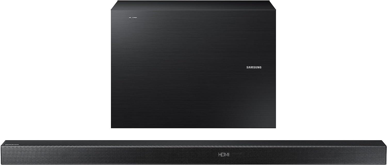 Samsung HW-K550/ZF Barra de Sonido con subwoofer inalámbrico 340W y Sonido Envolvente, Negro: Amazon.es: Electrónica
