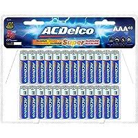 Powermax USA ACDelco AAA Batteries, Alkaline Battery, 48 Count (AC274)