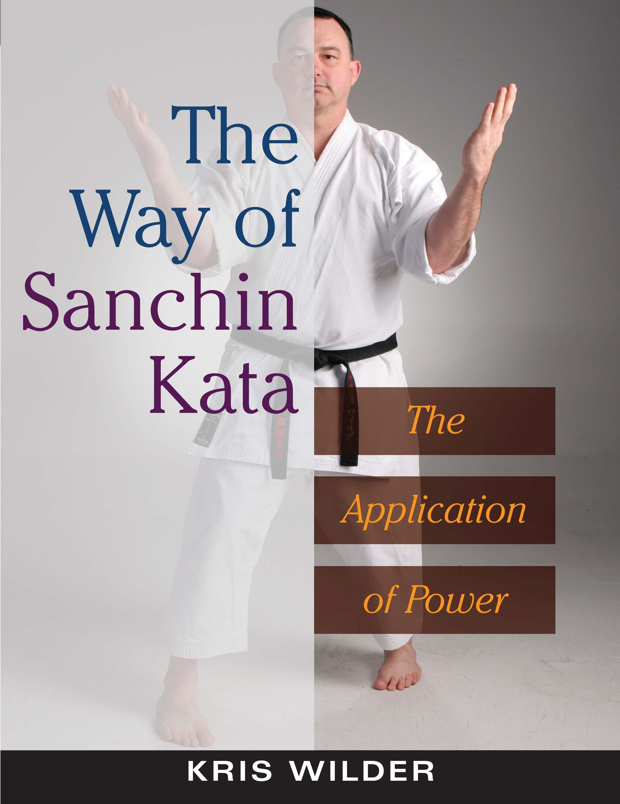 The Way of Sanchin Kata: The Application of Power