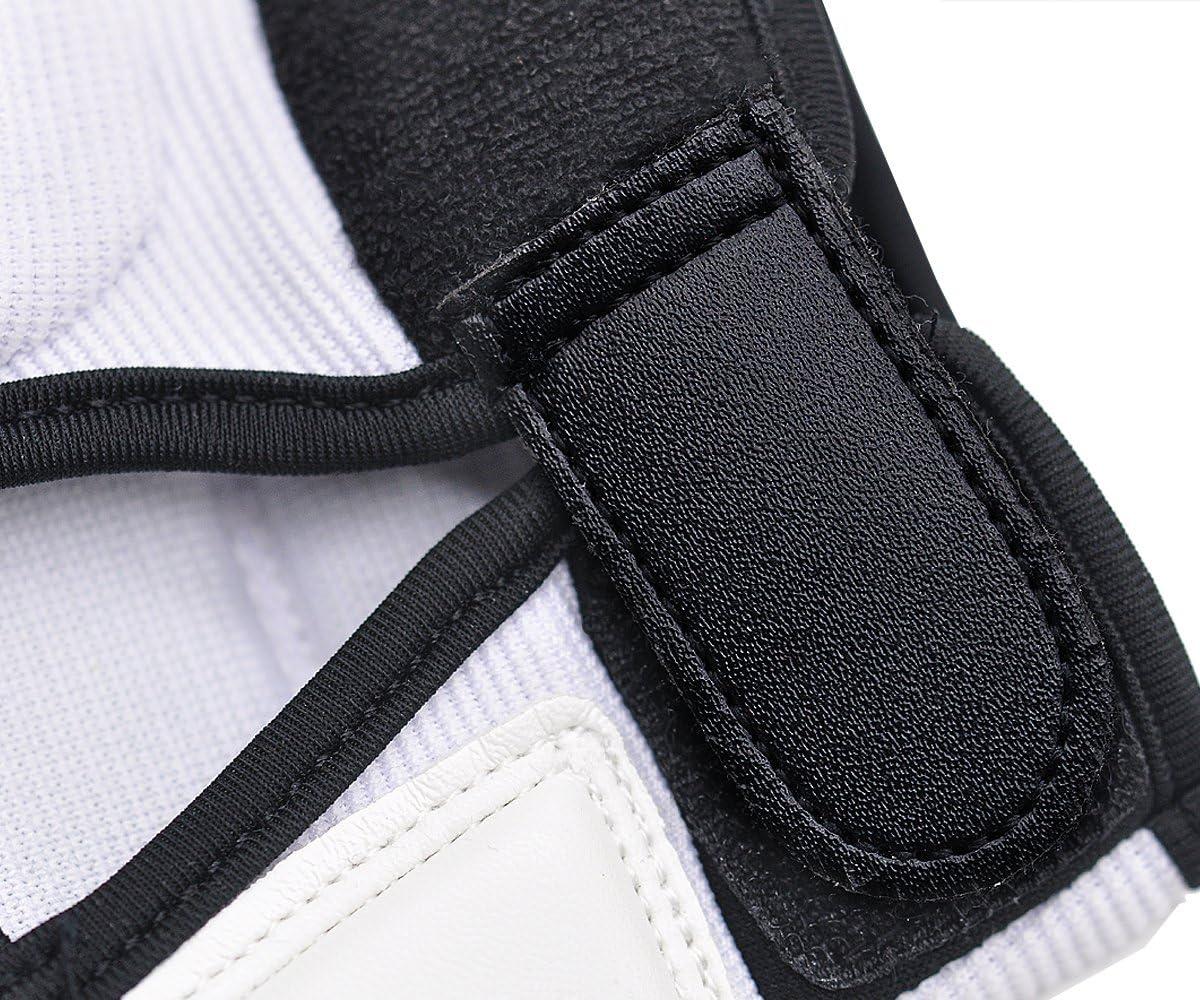 Xinluying Guantes MMA Saco Boxeo Artes Marciales Taekwondo Lucha Libre Sparring Entrenamiento Mujer Hombre Ni/ño