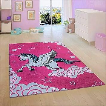 Rosa Kinderzimmer | Kinder Teppich Mit Platz Fur Madchen Mit Rosa Kinderzimmer