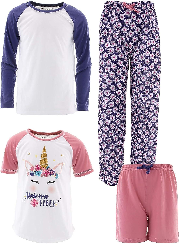 Despicable Me 2 Girls 2pc Pink Snug Fit Pajama Pant Set