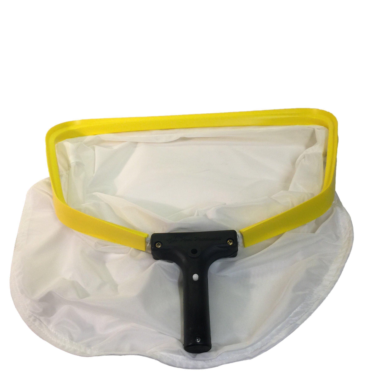 Pool skimmer net --TK pool net--Sand/Silt for small bugs net/small debris Triluca