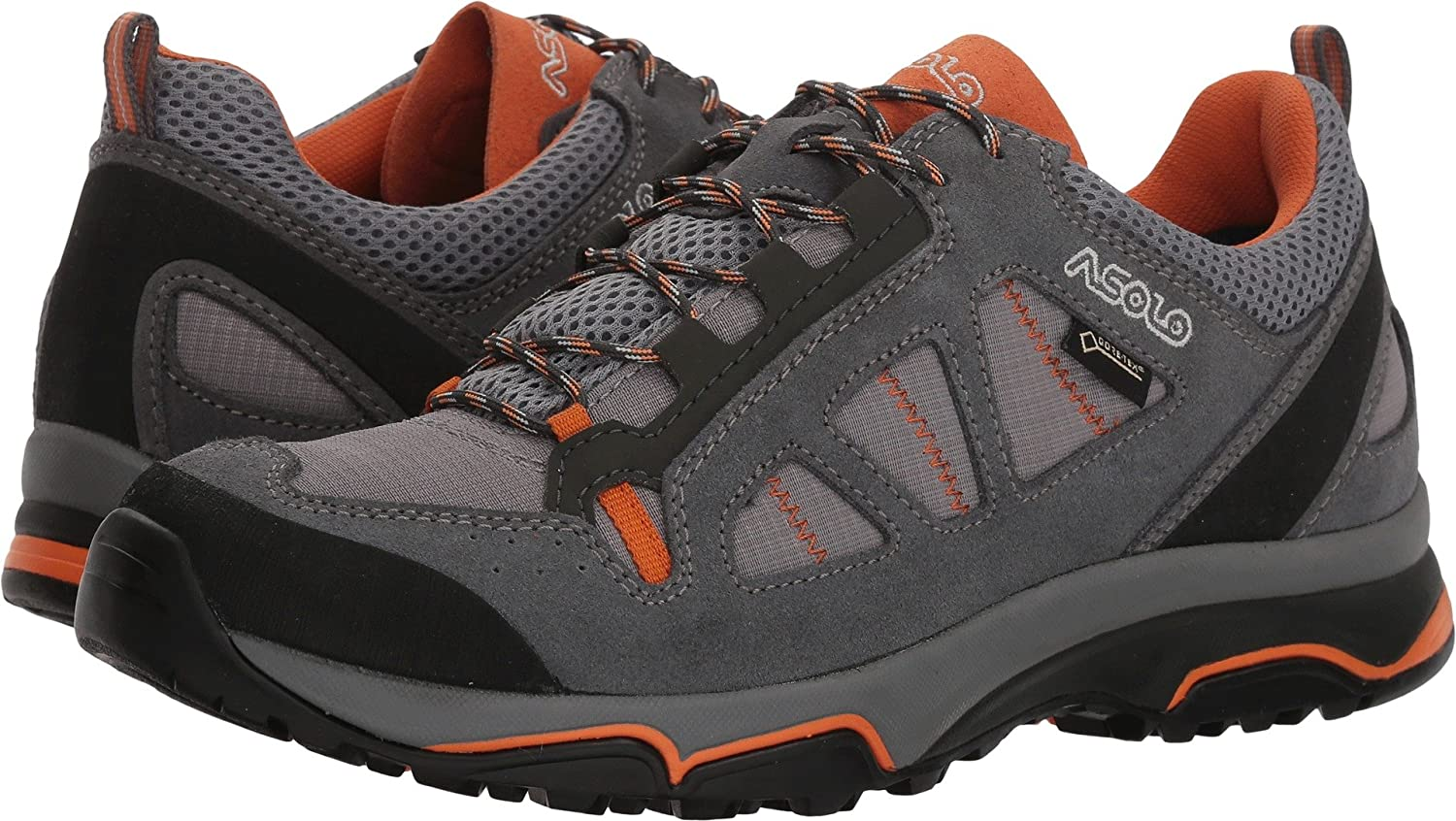 Asolo Womens Megaton GV B00WE3RQ9Y 10 B(M) US|Grey/Stone/Chalk