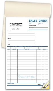 amazon com carbonless custom extra wording sales books office