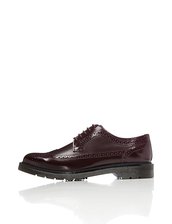 Find Zapato Piel Brogue con Calados para Hombre 42 EU