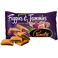 Pamela's Products Figgie and Jammie Cookies, Mission Fig, 9 Ounce