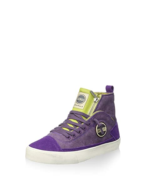 Colmar Sneaker Alta 125-Durden Colors Viola EU 36  Amazon.it  Scarpe e borse d267fac1732