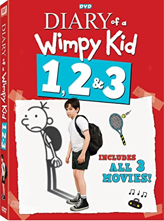 Amazon Diary Of A Wimpy Kid 1 3 Triple Feature Rachael Harris