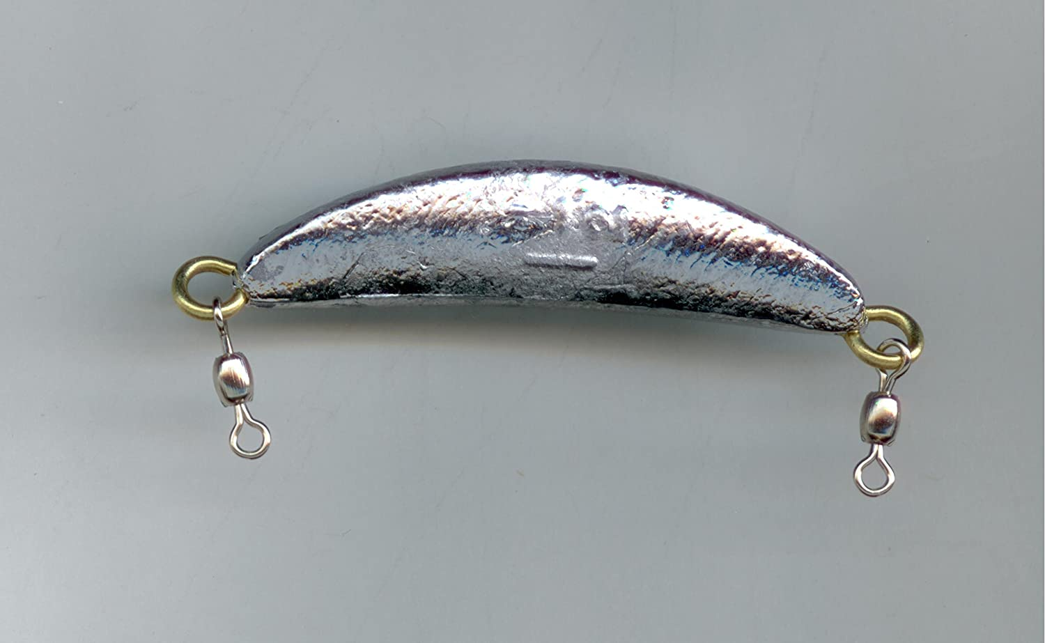 25 Pyramid Sinkers 2 oz fishing weights FAST FREE SHIPPING