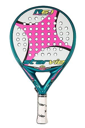 Pala de padel Starvie R6.1 Lady Soft 2016: Amazon.es: Deportes y aire libre
