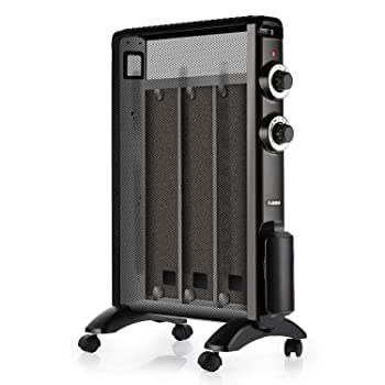 quiet electric garage heater