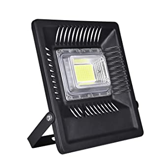 Viugreum Focos Led 50W Impermeable IP66 6500k, Reflector Lámpara Luces para Exterior/Interior/