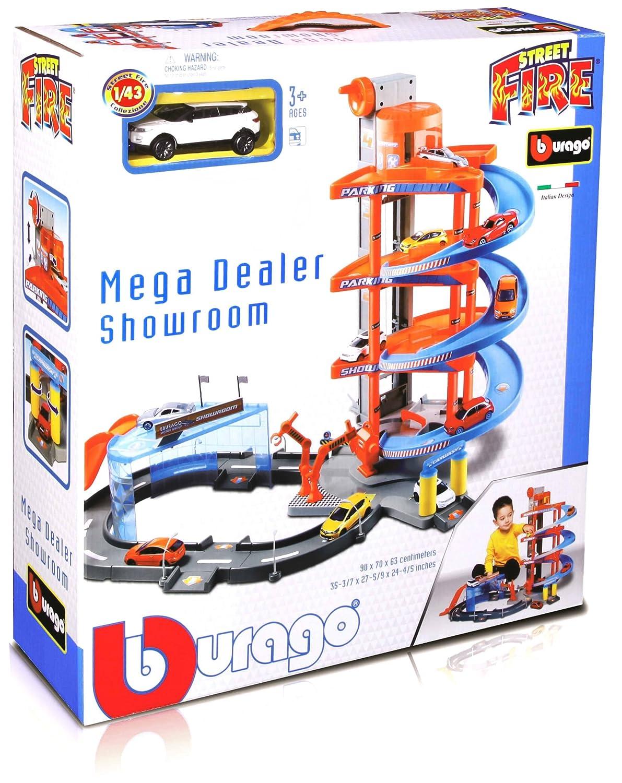 Burago 30031 Rampa a spirale Garage Mega Dealer 18-30031