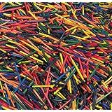 CI Bulk Craft Match Sticks, Wood, Multi-Colour, 20x20x10 cm, Pack of 2000