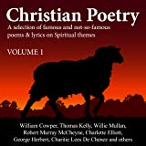 Christian Poetry, Book 1: Christian Poetry Series