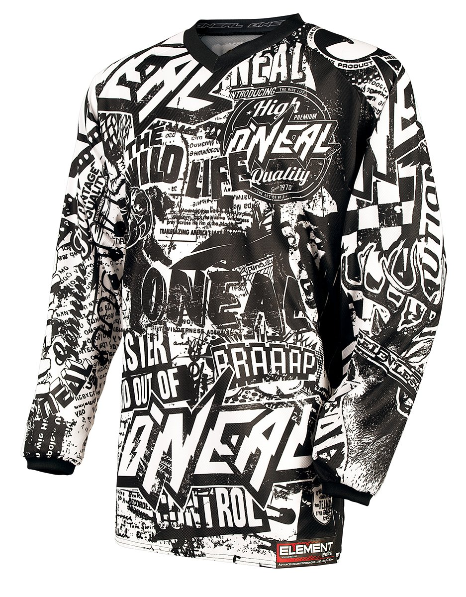 O' neal ELEMENT JERSEY